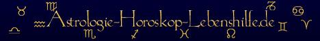 2 Astrologie Horoskop Lebenshilfe